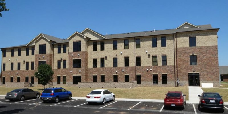 Mid-American Christian University Student Housing - Oklahoma City, Oklahoma