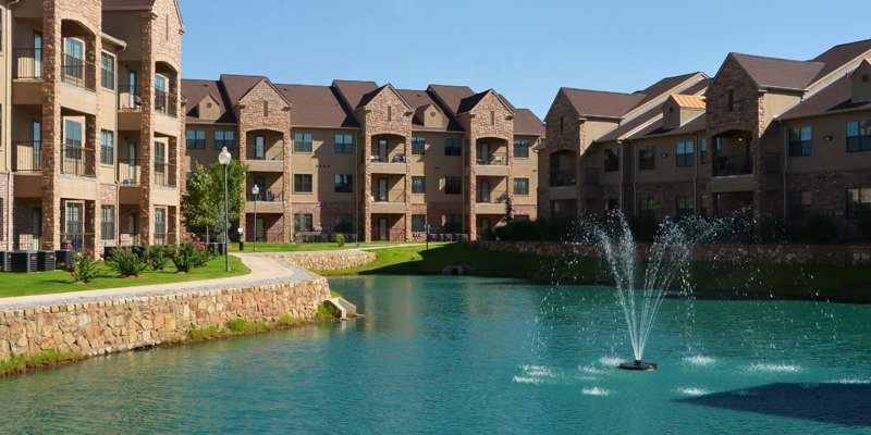 Brandon Place Apartments - Oklahoma City, Oklahoma